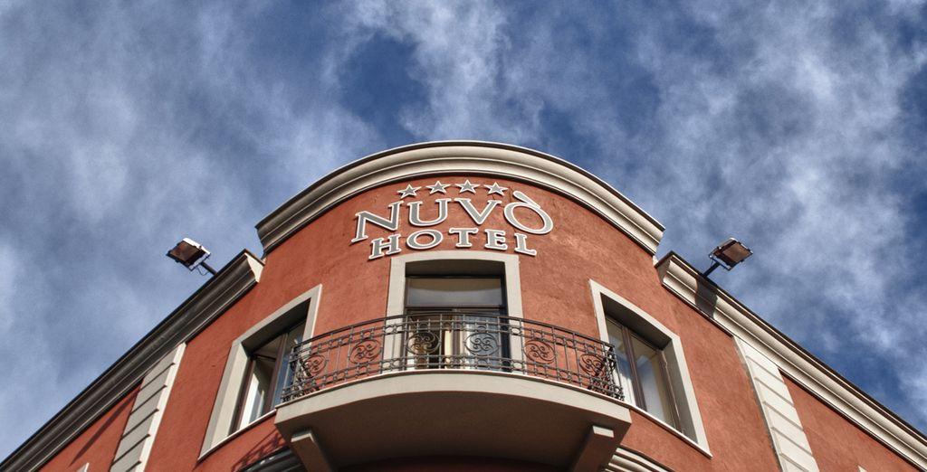 L'hôtel Nuvo sera un pied-à-terre idéal