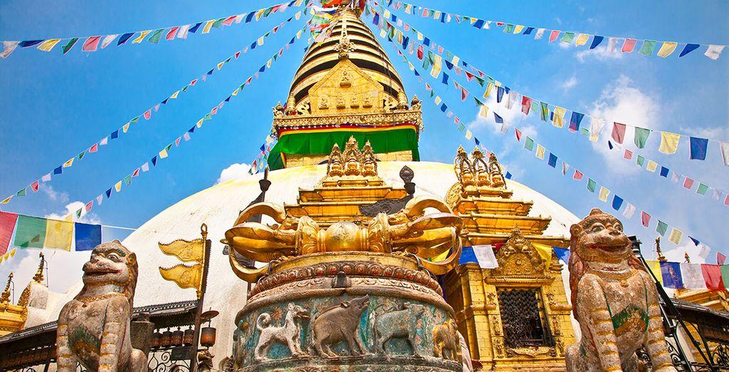 Le Népal vous attend