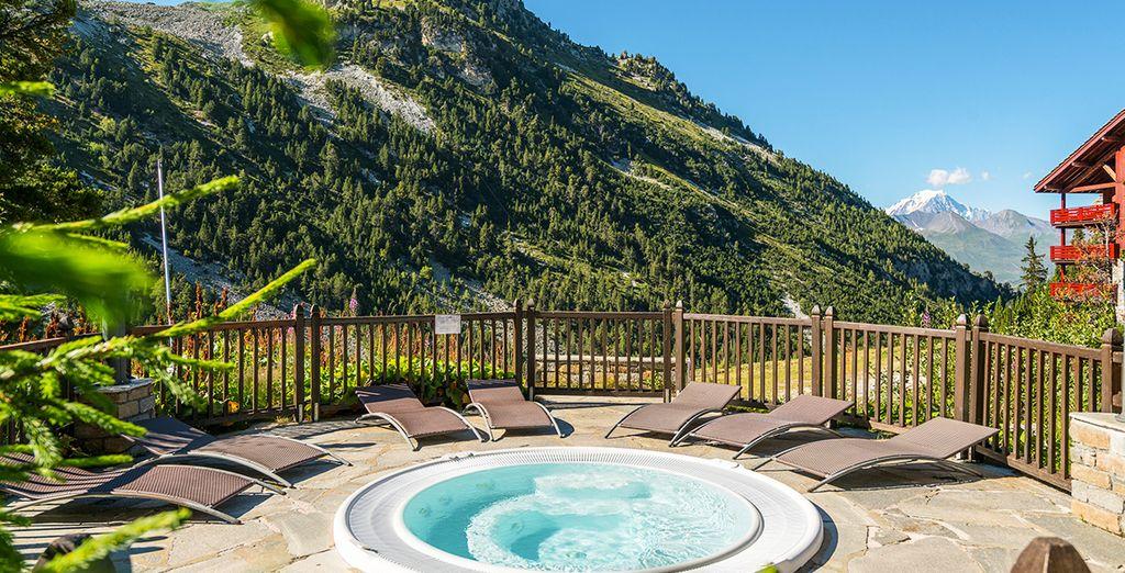 Envie d'une parenthèse détente au cœur des montagnes ? - Résidence Pierre et Vacances Premium Arc 1950 Le Village Bourg Saint Maurice