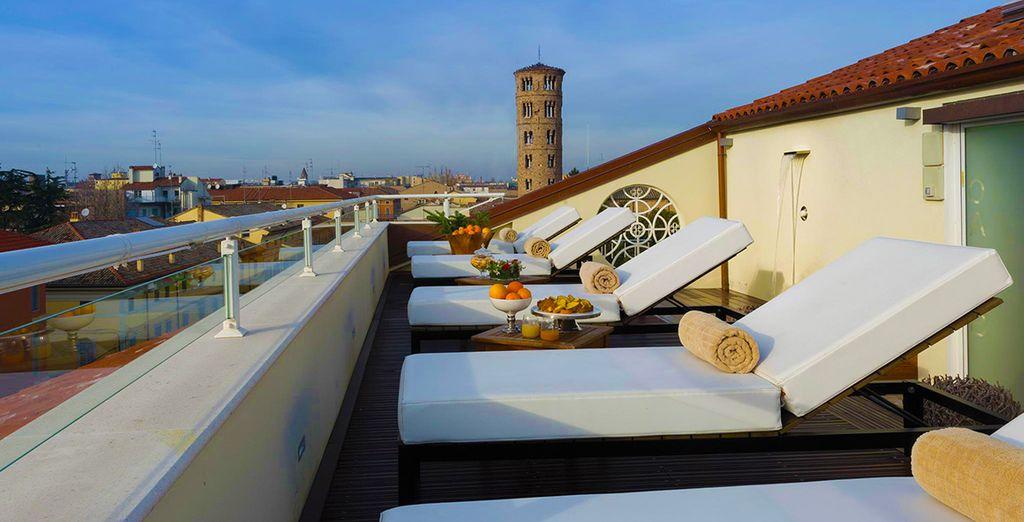 Vous rêvez de vous détendre sur cette terrasse ?
