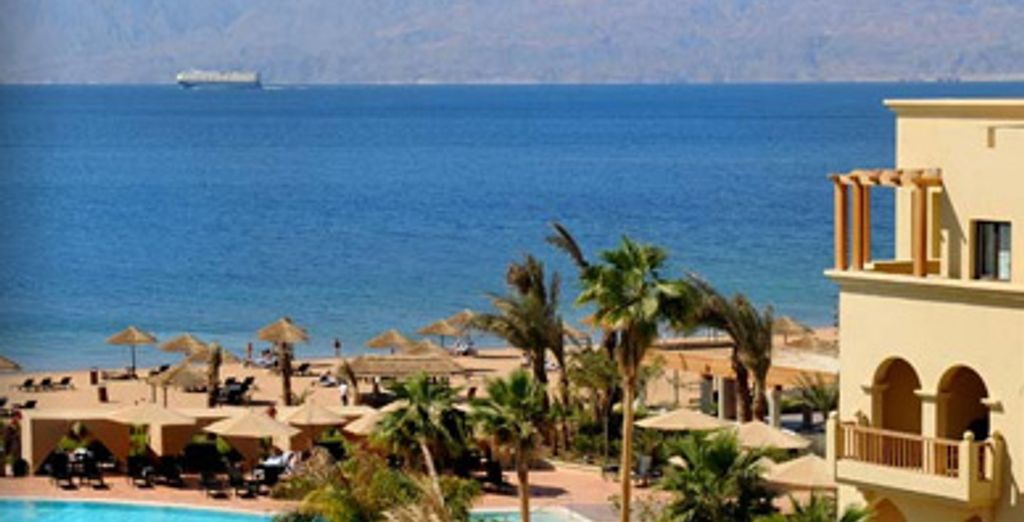 - Hôtel Radisson Blu Tala Bay Resort***** - Aqaba - Jordanie Aqaba