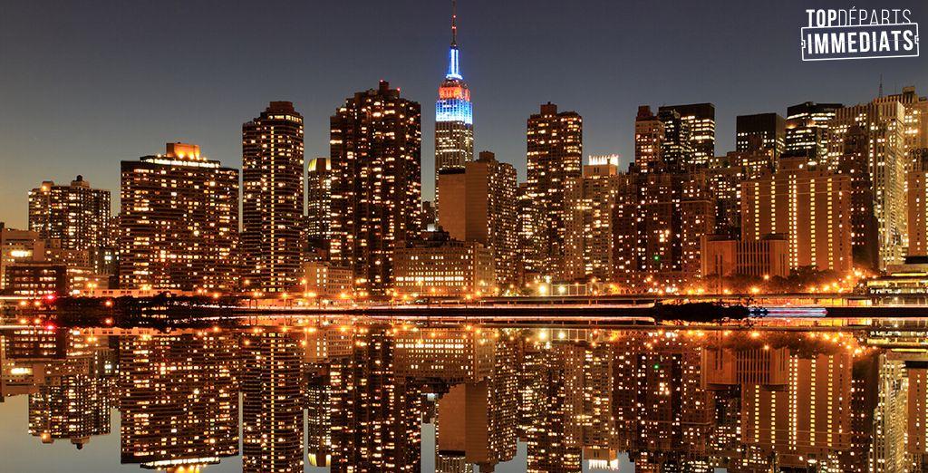 La magie de New-York n'attend que vous
