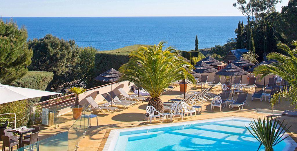Hôtel & Spa Les Mouettes 4* - Perpignan - Jusqu'     à -70% | Voyage Privé