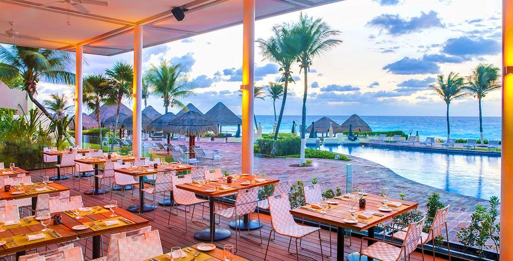Le Paradisus Cancun Resort & Spa vous invite au dépaysement