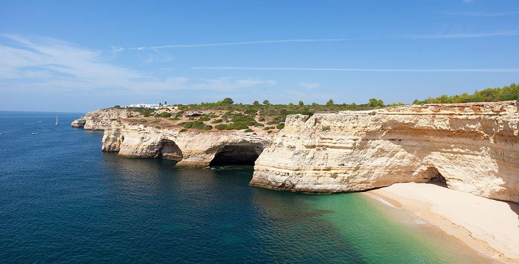 Bienvenue en Algarve, dans le sud du Portugal !