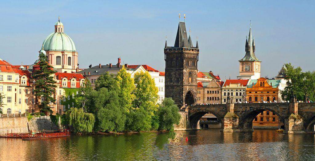 Bon séjour dans cette capitale européenne magique !