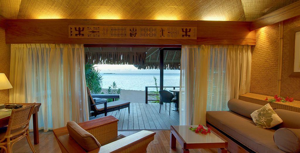 Ou votre bungalow sur la plage