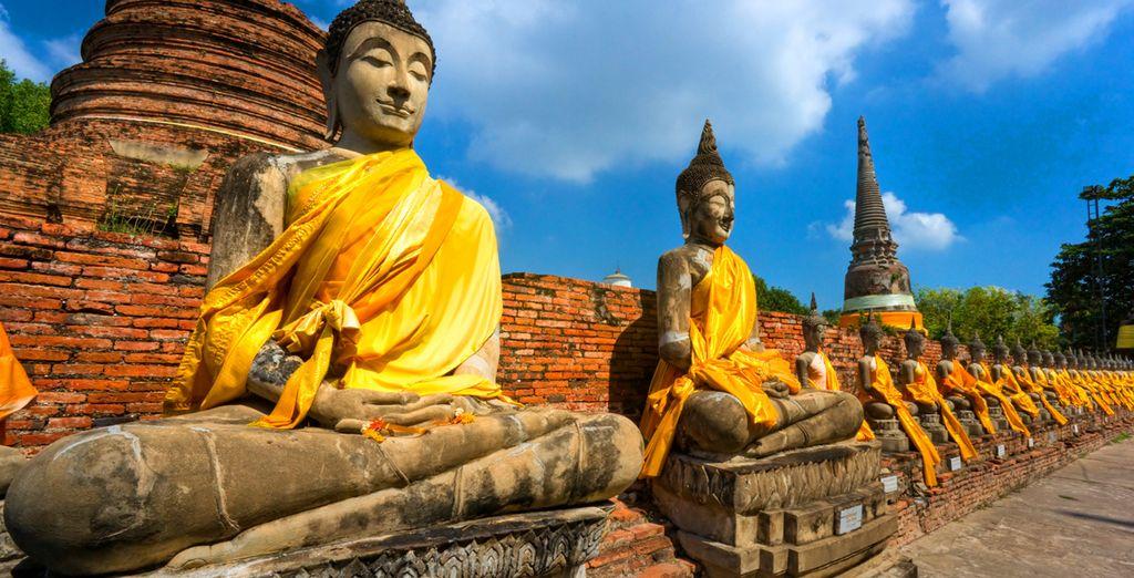 Envie de partir à la conquête d'un autre monde ? Bienvenue en Thaïlande !