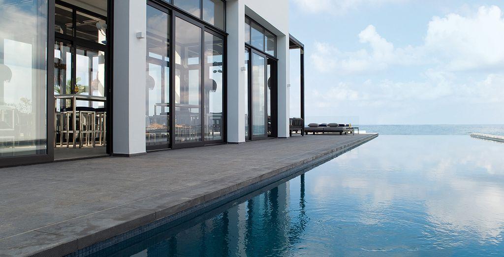 Vous aimez la vue ? - Hotel Almyra 5* Paphos