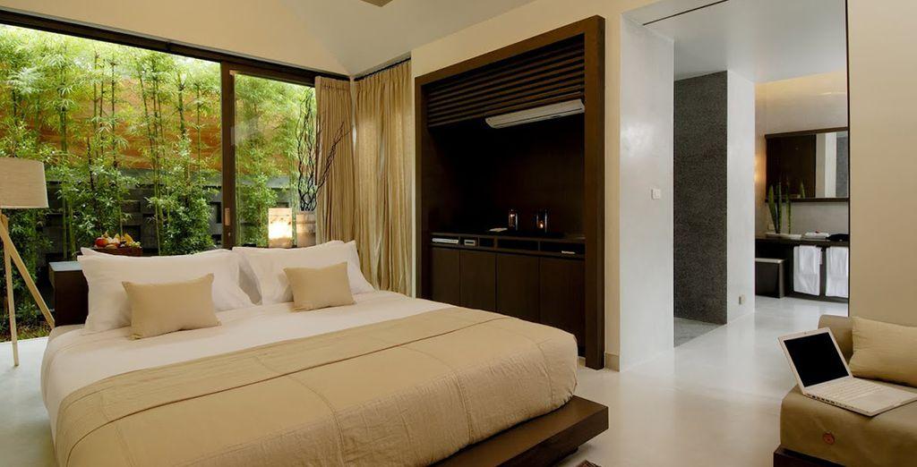 Plus de 150m² de modernité et de confort... rien que pour vous