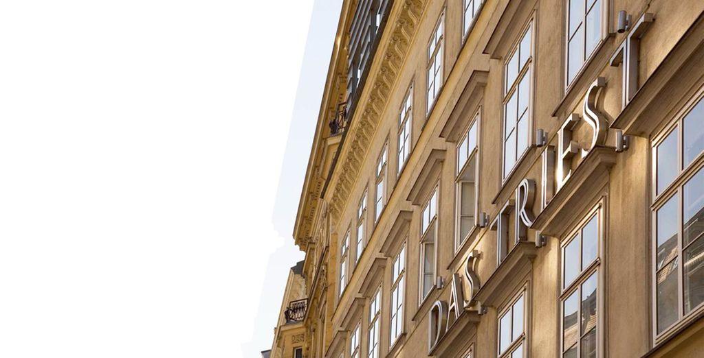 Rendez-vous au Das Triest - Hotel Das Triest 5* Vienne