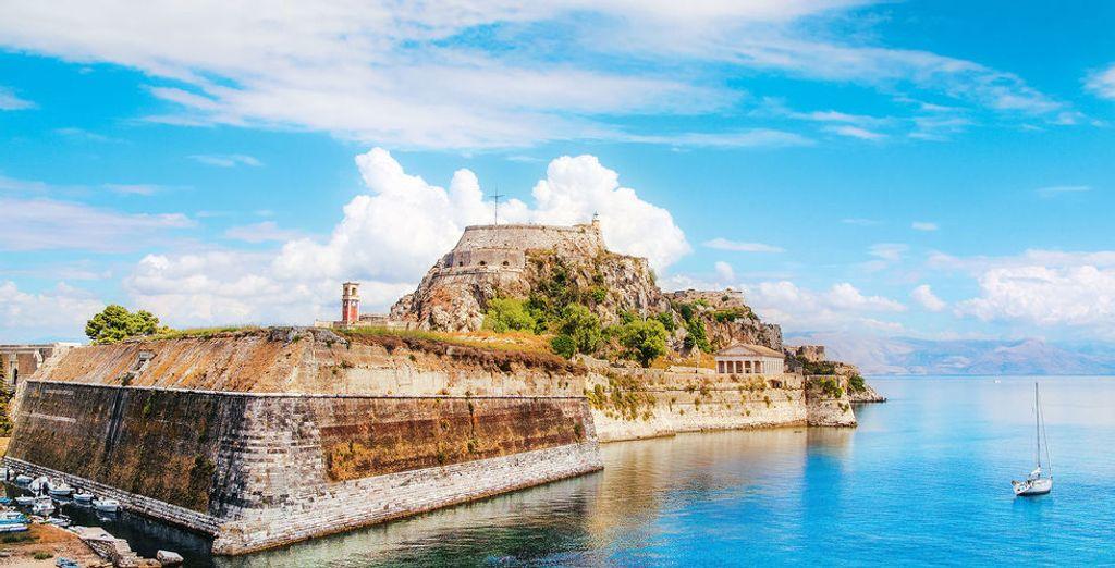 Corfu palma boutique hotel 4 voyage priv jusqu 39 70 for Boutique hotel qu est ce que c est