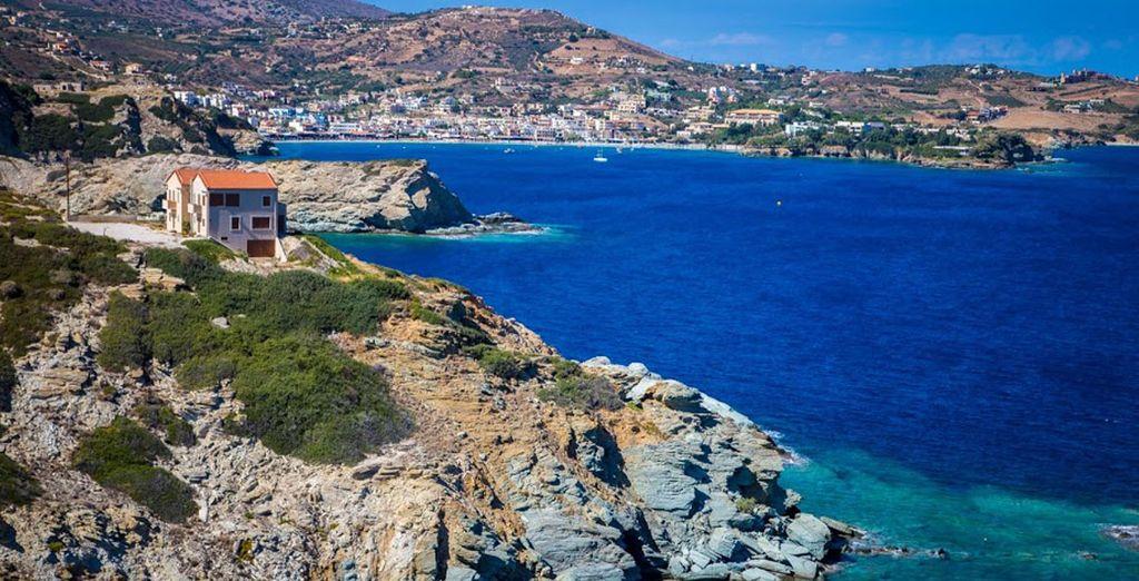 Et laissez-vous séduire par le panorama... - Club Coralia Athina Palace Hotel 5* Lygaria