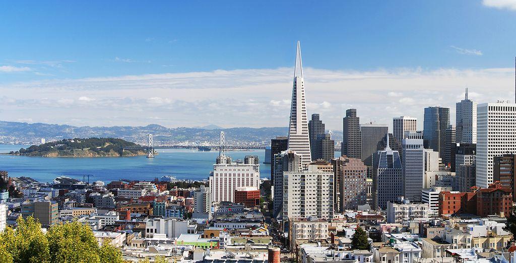 La très populaire City of the bay, symbole californien