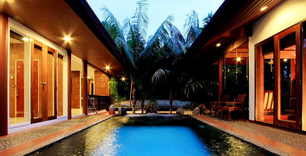 Le Mom Tri's villa vous accueille - Mom Tri's Villa Royale Boutique hotel 4* Phuket