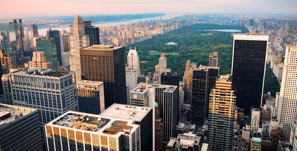 Promenez-vous à Central Park
