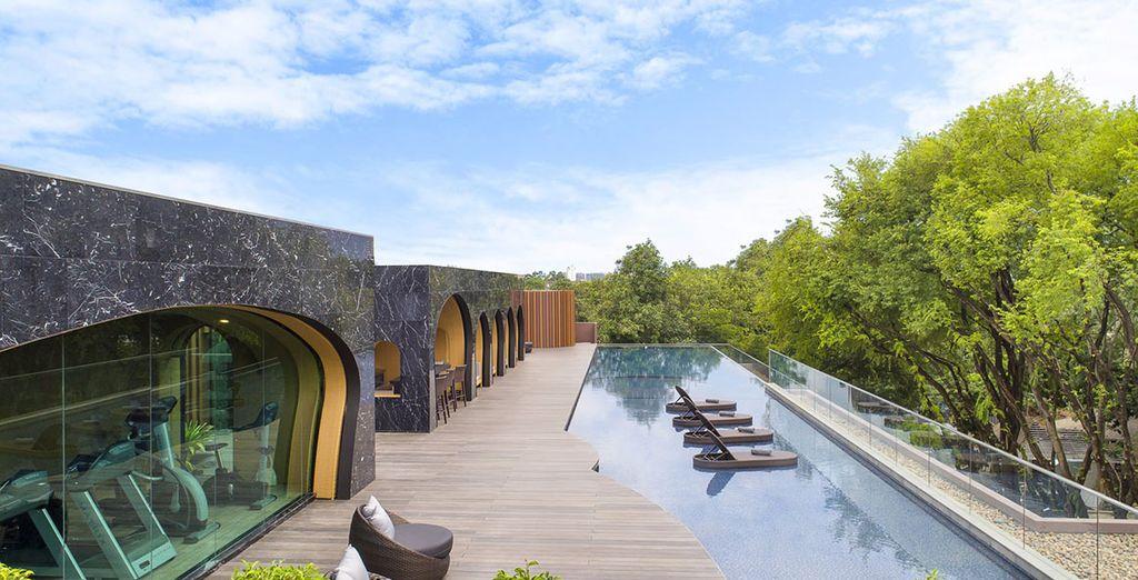 Combiné 5* X2 Chiang Mai Riverside Resort et Vibe Phuket