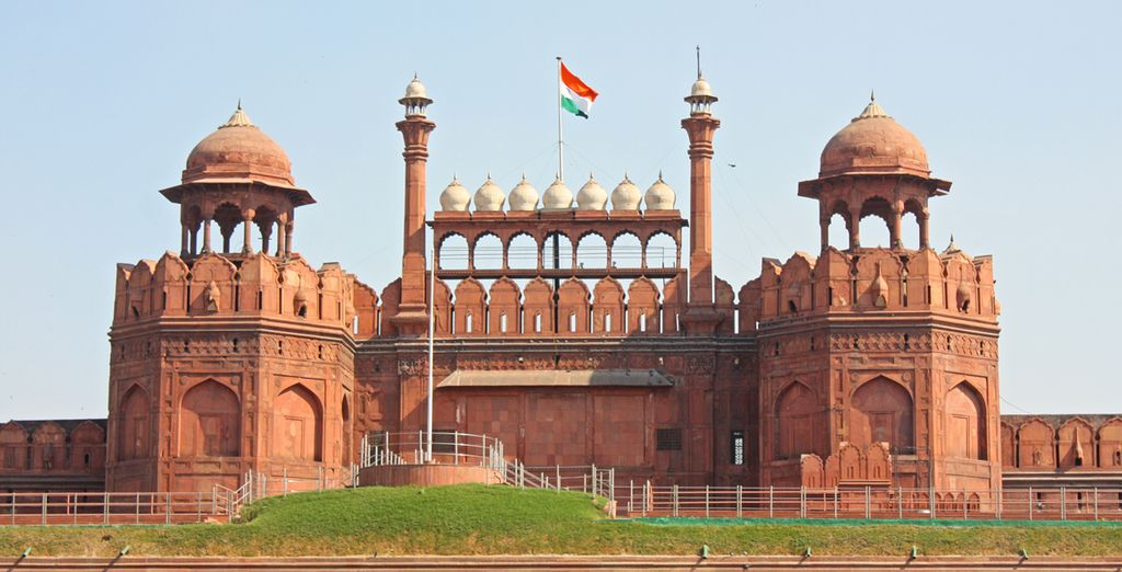 Et la fameuse Agra