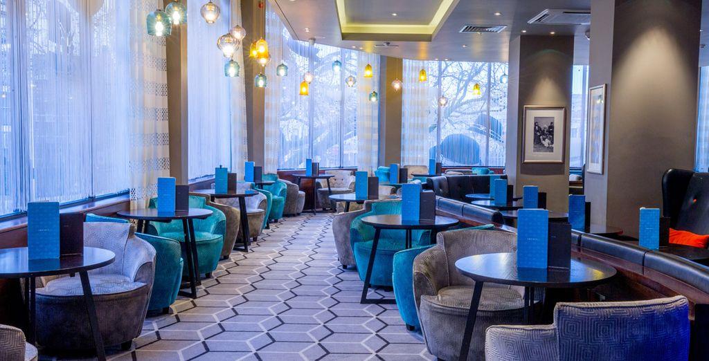Offrez-vous une adresse chic en plein Londres : l'élégant Hilton Olympia