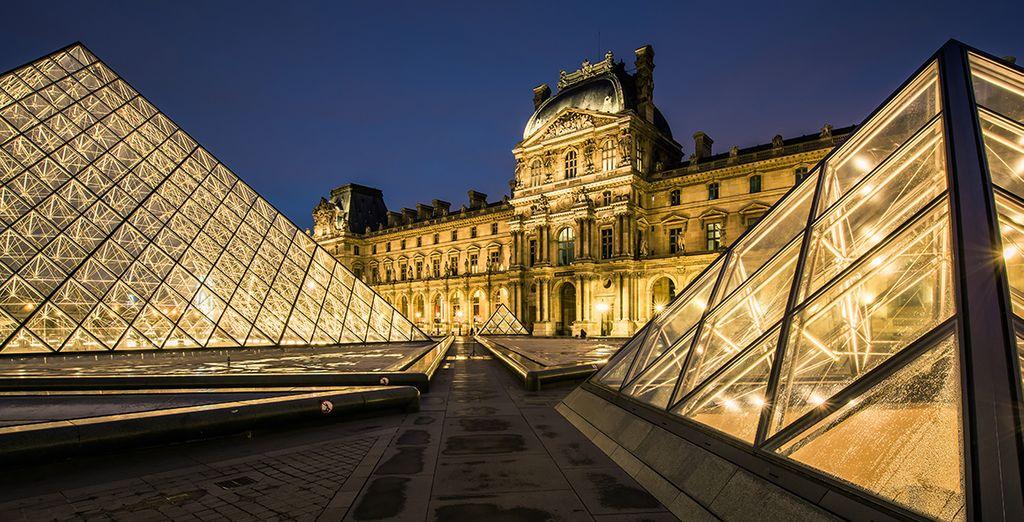Situé tout près du Louvre