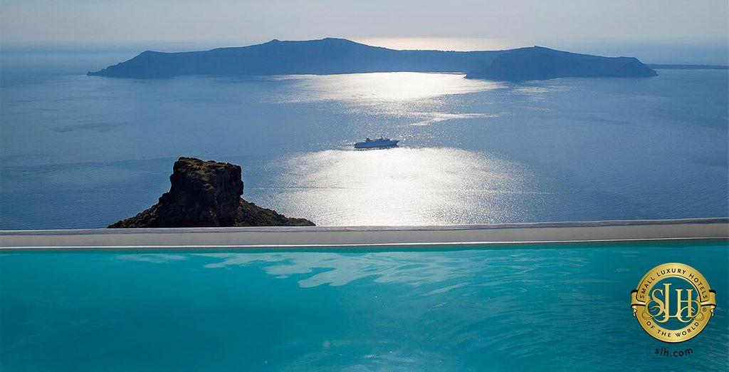 Découvrez votre petit coin de paradis - Hôtel La Maltese Estate ***** Santorin