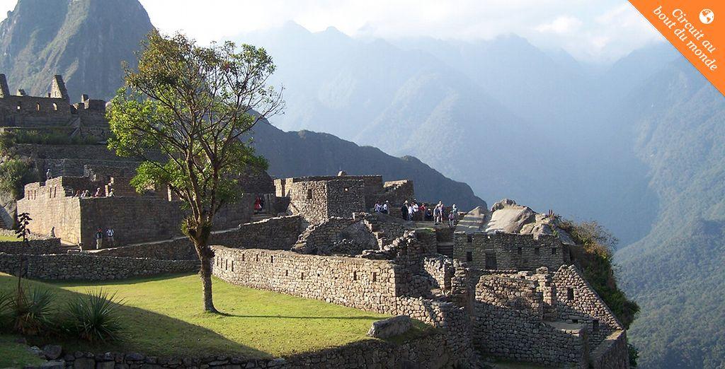 Ouvrez grand les yeux face aux paysages exceptionnels du Pérou - Circuit Pérou Sur les traces des Incas - 14 jours/12 nuits Lima