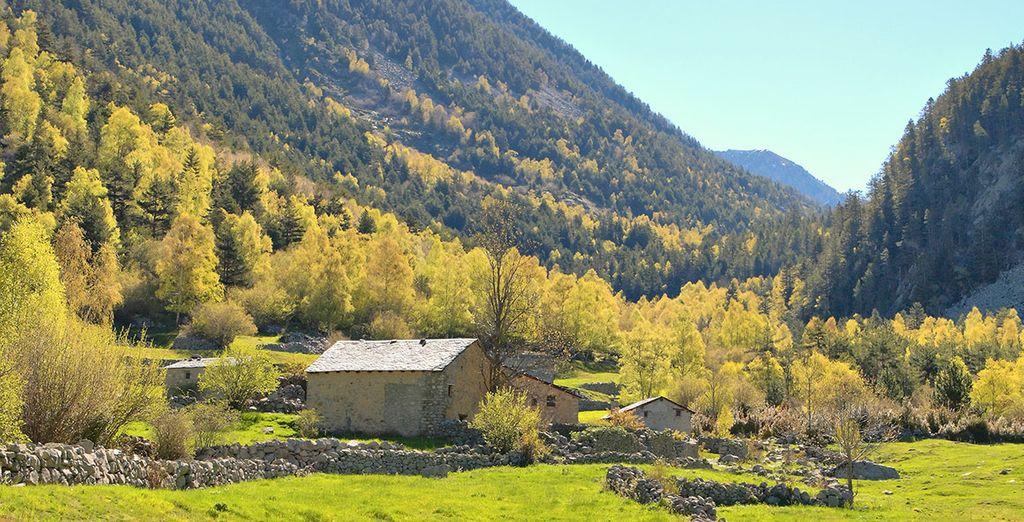Rendez-vous dans la jolie vallée Le Tarter
