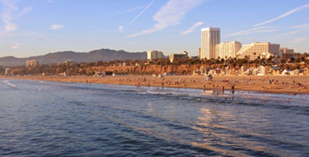- Shangri-La Hôtel ***** - Santa Monica / Los Angeles - Etats-Unis Santa Monica