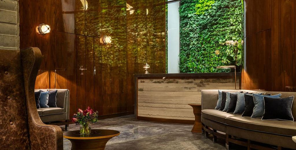 Posez vos valises au coeur d'un établissement récent, construit à Soho - Hôtel Hugo 4* New York