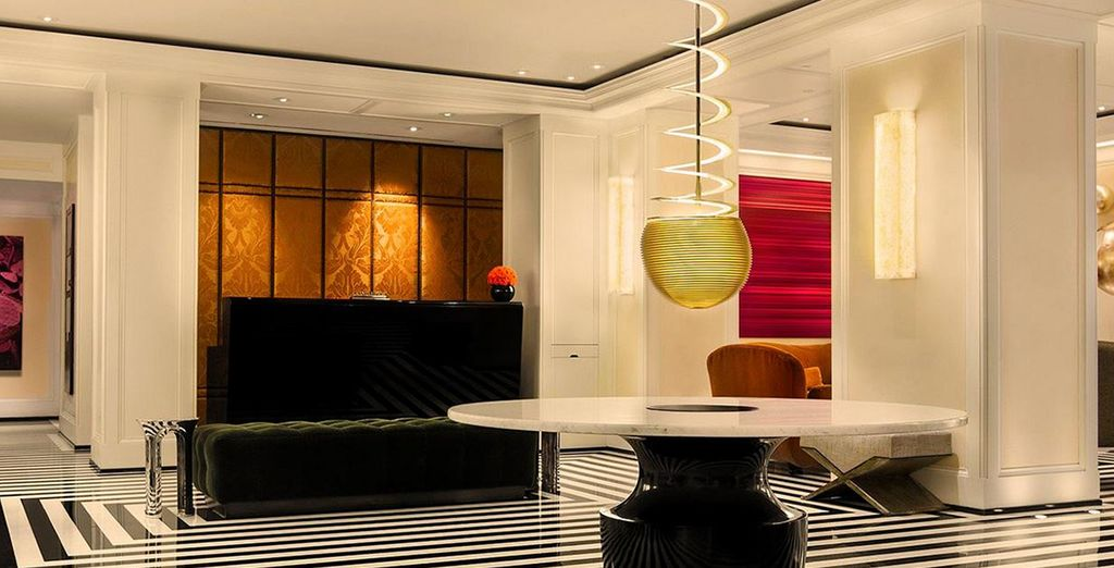 À la décoration design - The Mark New York 5* New York