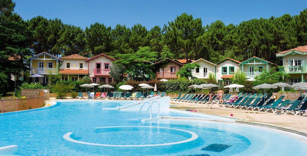 Bienvenue au Village Club Lacanau Pierre et Vacances !