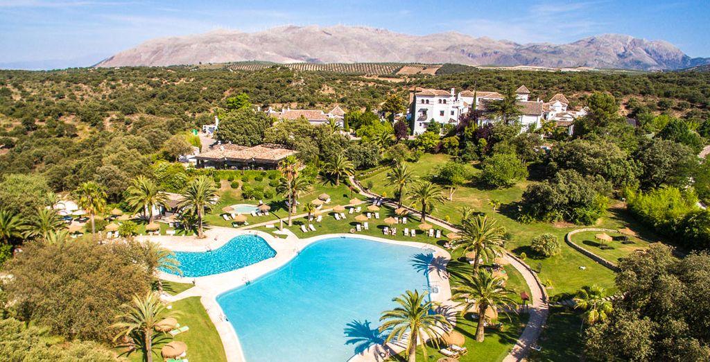 Bienvenue en Andalousie !