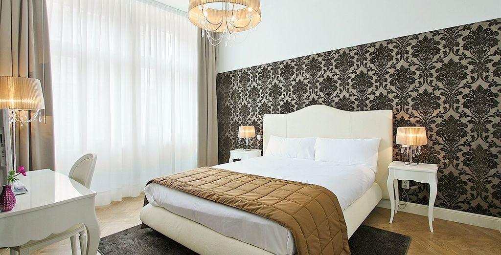 Pour votre prochaine escapade à Prague, découvrez la Ballerina Hotel
