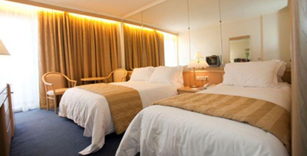- Hôtel Capsis **** - Rhodes - Grèce Rhodes
