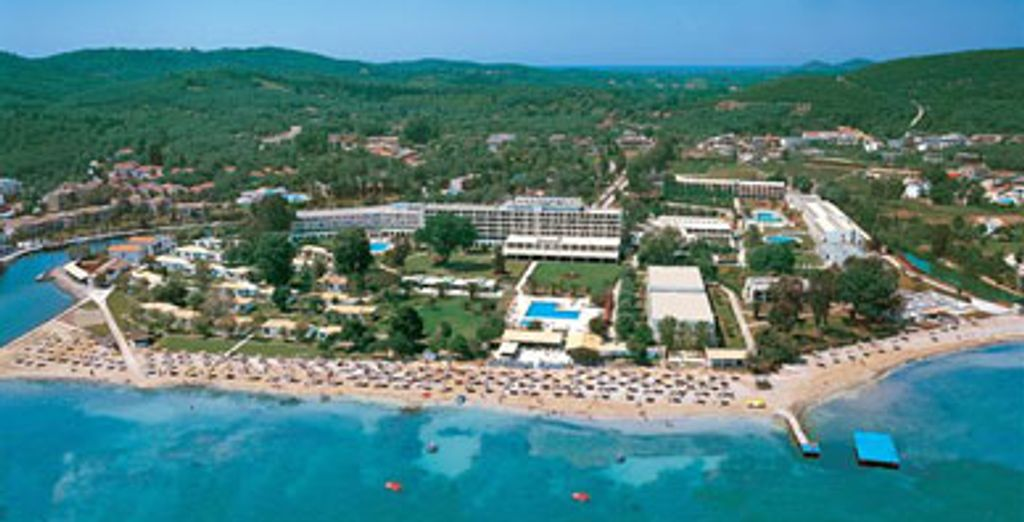 - Hôtel Messonghi Beach Nafsika *** - Moraïtika - Corfou Corfou