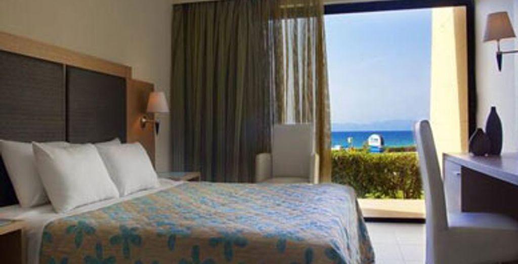 - Hôtel Mareblue Cosmopolitan **** - Rhodes - Grèce Rhodes