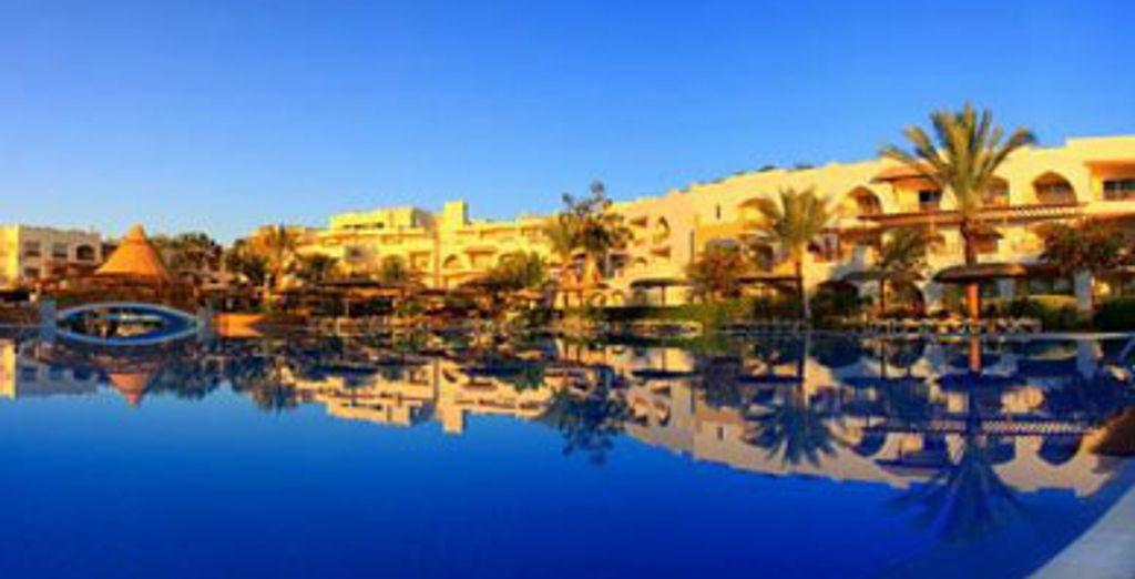 - Hôtel Royal Grand Sharm ***** - Sharm El Sheikh - Egypte Sharm El Sheikh