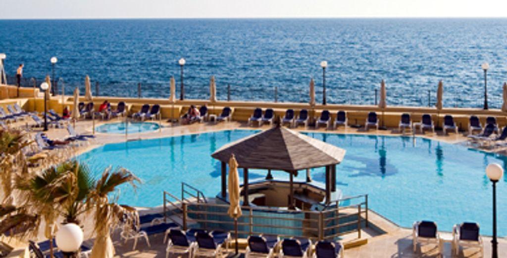 - Hôtel Radisson Blu Resort & Spa Malta St Julian's ***** - Saint Julian's - Malte Malta