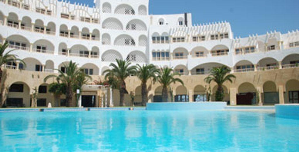 - Hôtel Delphin Ribat ***sup. - Monastir - Tunisie Monastir