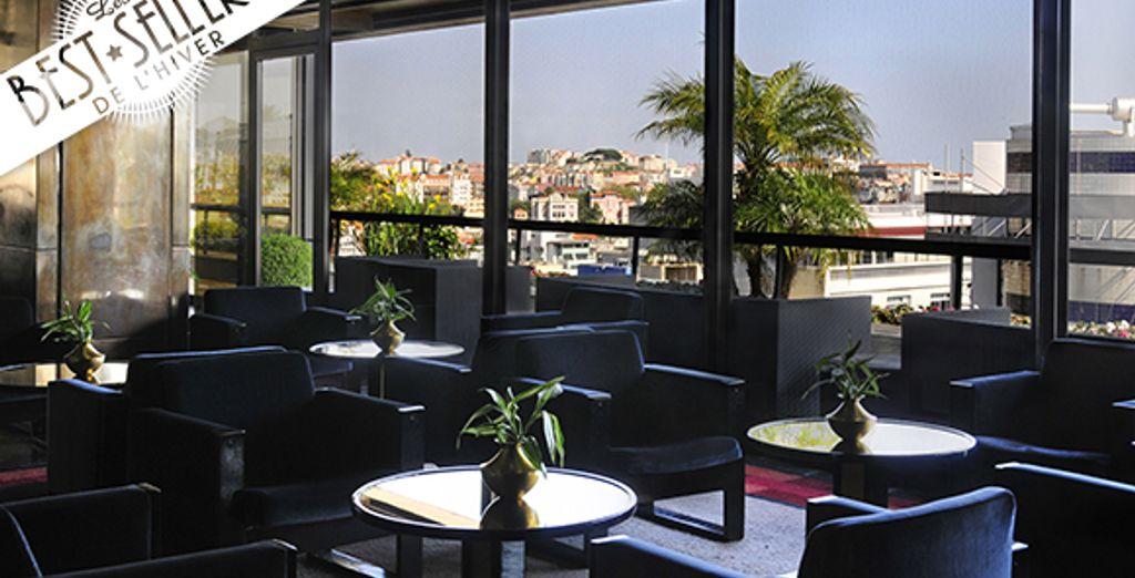 Cap sur les hauteurs de Lisbonne - Altis Grand Hotel ***** Lisbonne