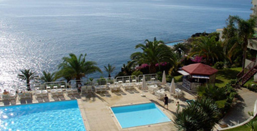 - Hôtel Baia Azul **** - Funchal - Madère Madere