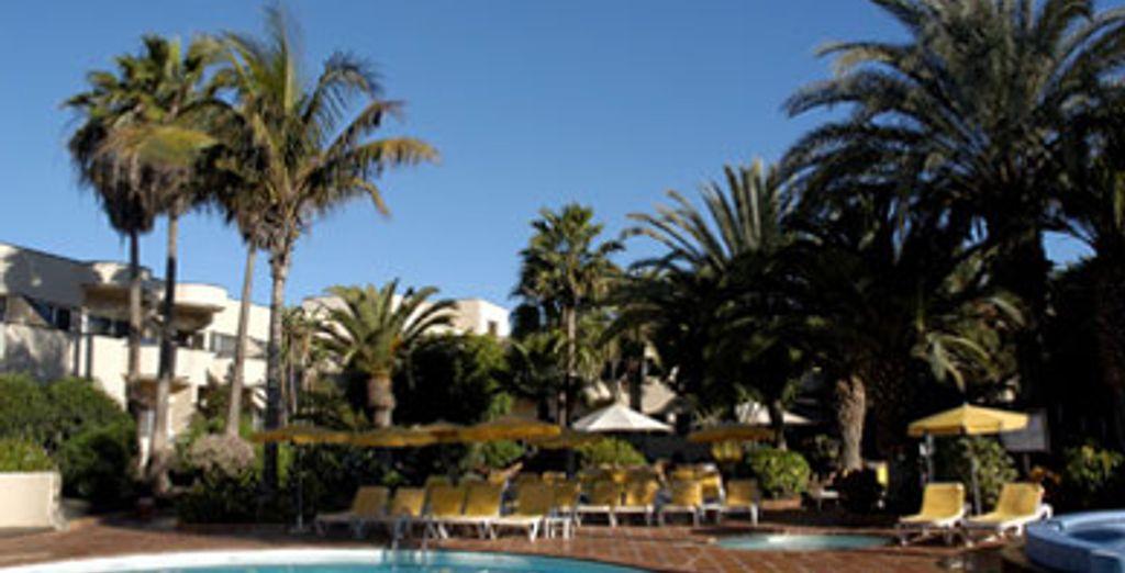- Hotel Atlantis Dunapark **** - Fuerteventura - Espagne Fuerteventura