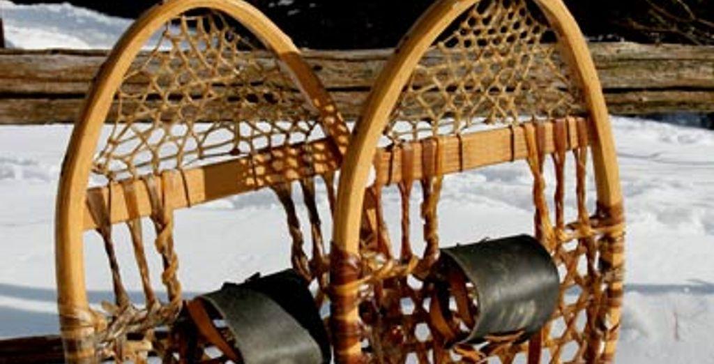 - Séjour multi-activités hiver au Canada - Auberge de charme - 7 jours / 6 nuits - Saint-Donat - Canada Montréal / Québec