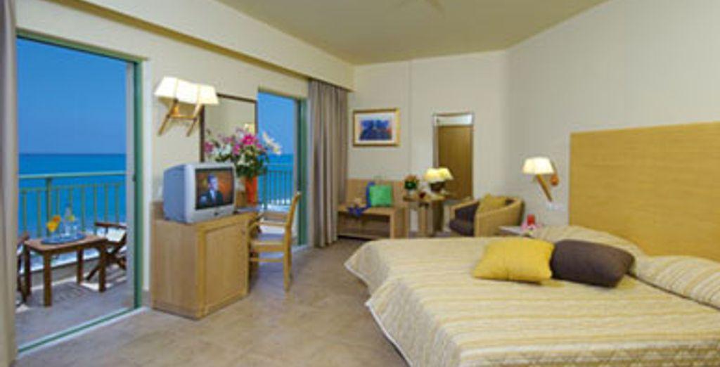 - Hôtel Grand Bay Beach Resort **** - Kolymbari - Crète Crete