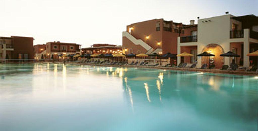 - Hôtel Panas Holiday Village **** - Aya Napa - Chypre Paphos