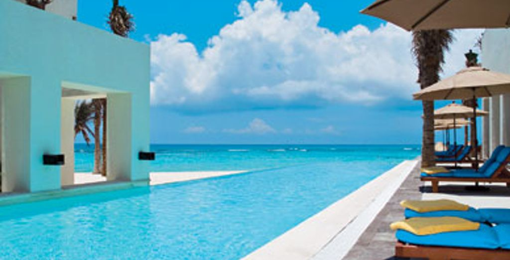 - Be Live Grand Riviera Maya **** - Cancun - Mexique Cancun