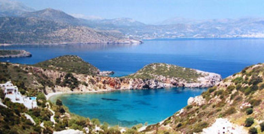 - Autotour à la Découverte de la Crète *** ou Combiné Autotour + Hôtel Sea Side ***** - Héraklion - Crète Heraklion.