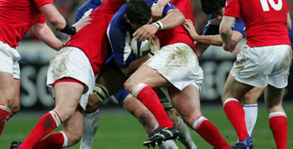 - Tournoi des 6 Nations / Pays de Galles Vs France / Millenium Stadium / 3 jours 2 nuits - Cardiff - Royaume Uni Cardiff