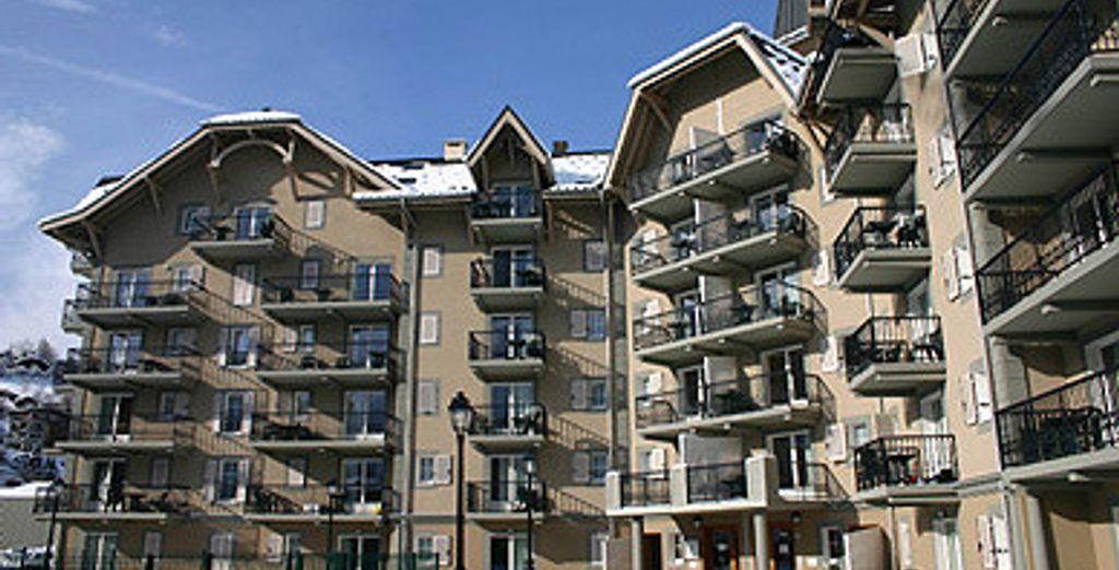 - Résidence Le Grand Panorama - Saint Gervais - France Saint Gervais