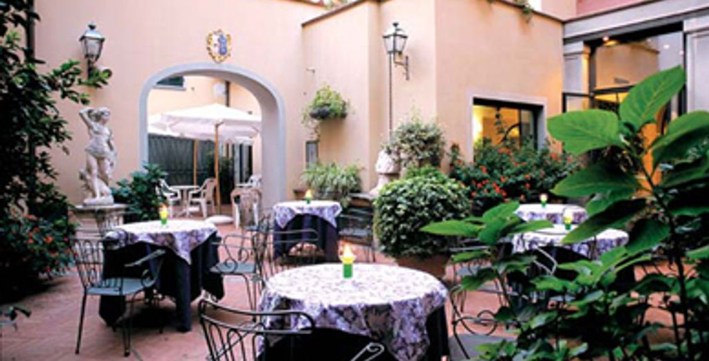 - Hôtel Rivoli **** - Florence - Italie  Florence